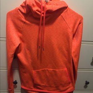 Athleta hooded pullover